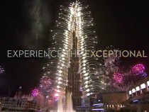 This New Year Watch Burj Khalifa Fireworks On A Screen Near You