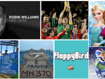 Robin Williams, FIFA, Ebola, MH 370… A 2014 Farewell In Search