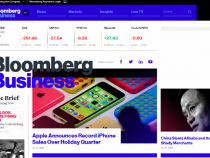 Bloomberg Goes Digital With BloomBerg Business