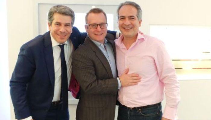 Alexandre Hawari, Charlie Crowe & Julien Hawari