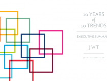 Back To The Future: JWTIntelligence's '10 Years of 10 Trends'