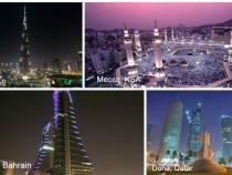 UAE, KSA, Bahrain & Qatar Amongst Top City Destinations In GCC: Report