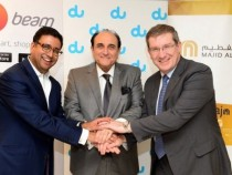 du, Majid Al Futtaim & Beam Wallet Take The Mobile Shopping Route