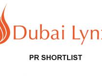 FP7/DXB Leads PR Lynx Shortlist; J. Walter Thompson & Memac Ogilvy Follow