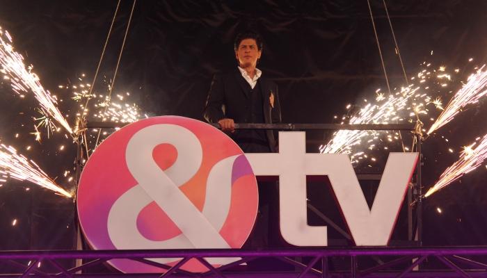 Shahrukh Khan &TV