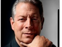 US Vice President Al Gore Honored With Cannes LionHeart Award