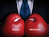 Counterview: Media & The Message – Has One Overtaken The Other