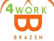 Brazen Wins 4work PR Account