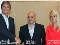 Vizeum and iCom Partner in Saudi Arabia