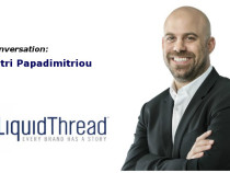 LiquidThread's Dimitri Papadimitriou On Preparing For A World Of Tech & Creativity