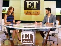 ET Bil Arabi Comes To twofour54 Studios