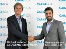 Dentsu Aegis Announces Partnership In Iran – Carat-ICA