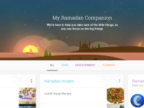 Google Gifts 'Ramadan Companion' To Consumers