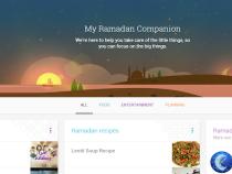 Google Gifts 'Ramadan Companion' To Consumers