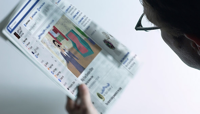 People Buy Newspapers For News Stories, Not Advertising