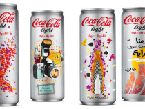 Inspiration & Aspiration Designs Mark New Coca Cola Cans
