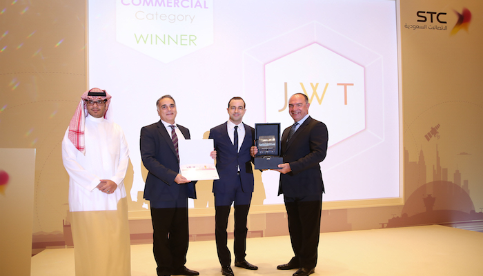 J. Walter Thompson Saudi Arabia Gets Vendor Innovation Award At Gitex