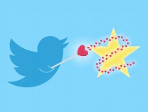 Twitter Replaces Yellow Star With Red Heart For 'Likes'