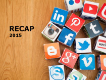 Recap 2015: Social Media Holds Mirror To Year's Mixed Emotions