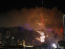 Sanascope: Dubai Brings In New Year With A Bold Front