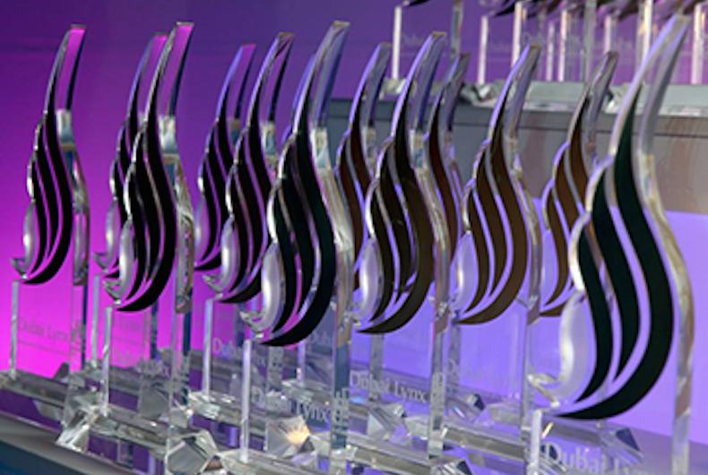 Dubai Lynx award