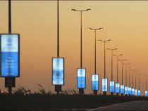 Dubai OOH Advtg To Get A Facelift As TECOM, JCDecaux Partner