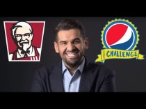 When KFC, Pepsi & Hussain Al Jassmi Meet, It's Magic