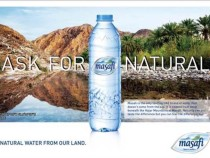 Masafi Water Reiterates 'Natural' In New Marketing Campaign