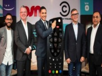 Trevor Noah And Fahad Albutairi Launch Comedy Central On OSN