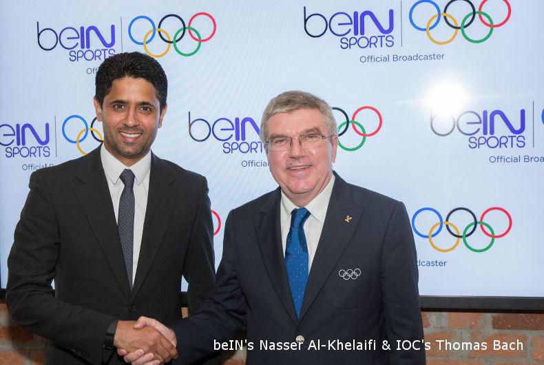 BeIn IOC