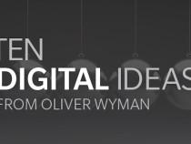 Oliver Wyman's 2017 Digital Predictions