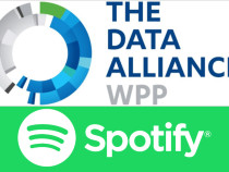 WPP's Data Alliance & Spotify Form Global Data Partnership