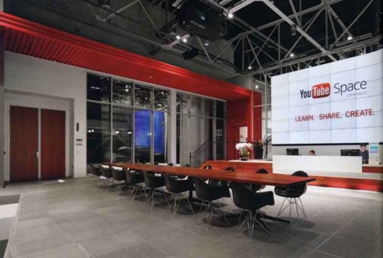 youtube office space. Youtube-space-la-2 Youtube Office Space U