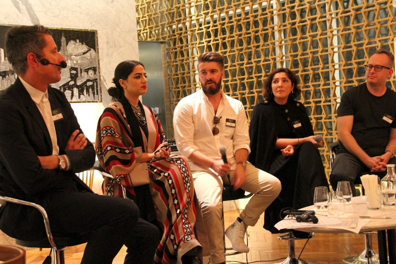Mike Fairburn, Butheina H Kazim, Tom Arnel, Sunny Rahbar, Dan Greenpeace