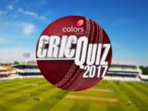 Indiacast Gears Up For Colors CricQuiz 2017