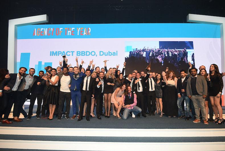 Impact BBDO Team
