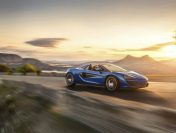 McLaren Automotive Awards PR Mandate To Grayling