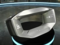 Jaguar's Steering Wheel Of The Future