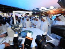 GITEX 2017: Dubai Crown Prince Experiences Transformational Tech