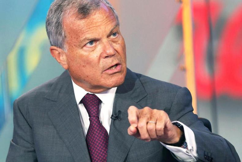 WPP CEO Martin Sorrell quits after 3 decades at top of ad world