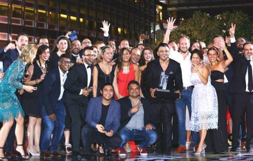 FP7/MENA Wins Big At 2017 MENA Effie Awards