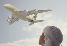 Etihad Gears Up For Year Of Zayed With UAE's Inspiring Journey