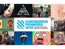 TBWA\Raad, Impact BBDO Among Contagious Pioneers