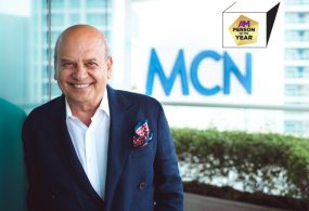Akram Miknas, MCN Is AM Person Of The Year 2018