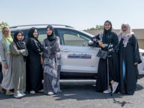 Ford Driving Skills for Life for Her Debuts In KSA