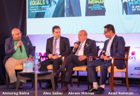 Leadership Lessons From Akram Miknas, Alex Saber, Asad Rehman