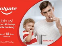 Colgate Takes To Social To #TurnOffTheTap