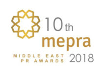 2018 MEPRA Awards Names Finalists