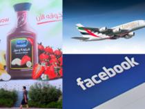Emirates, Almarai & Facebook Among MENA's Most 'Positive' Brands