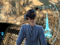 Burj Khalifa Becomes Home For A Global VR Challenge